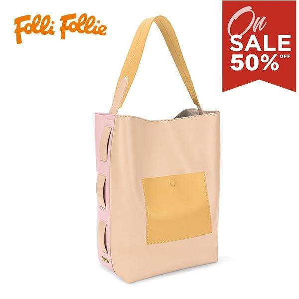 Folli Follie TWIST & TURN系列肩背包
