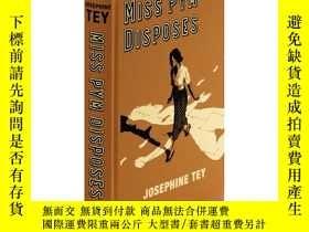 二手書博民逛書店Miss罕見Pym Disposes 萍小姐的主意(預訂)Y25