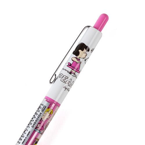 《sun-star》SNOOPY漫畫姿態系列原子筆(好朋友粉)★funbox生活用品★_UA49005