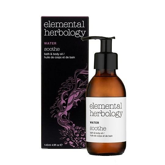 【elemental herbology 】水-舒眠沐浴&身體按摩油145ml