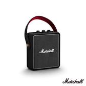 【Marshall】Stockwell II 攜帶式藍牙喇叭(經典黑)