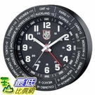[美國直購ShopUSA] Luminox World Alarm Clock 世界鬧鐘, Black $7215