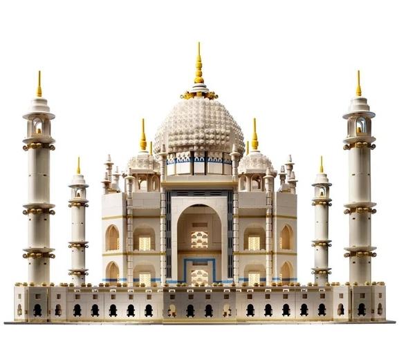 LEGO 樂高 CREATER 創意系列 Taj Mahal 泰姬瑪哈陵 10256