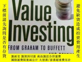 二手書博民逛書店Value罕見Investing:From Graham to