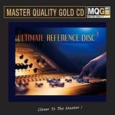 【停看聽音響唱片】【MQGCD】ULTIMATE REFERENCE DISC 3
