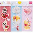 【迪士尼香氛吊飾】迪士尼 米奇 維尼 香氛 芳香片 吊飾 日本正版 該該貝比日本精品 ☆