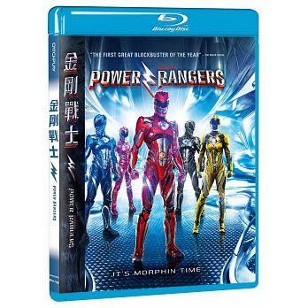 金剛戰士 藍光BD Saban's Power Rangers 免運 (購潮8)