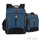 書包1-3-4-6年級小學生書包男女生兒童防駝背減壓背包輕便防水 618購