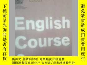 二手書博民逛書店English罕見Course 2 The Linguaphon