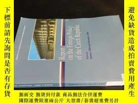 二手書博民逛書店Report罕見on the Foreign policy of