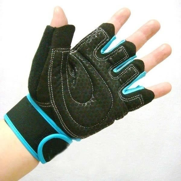食尚玩家 升級版男士加長大護腕運動健身手套半指護手掌手套拳擊手套運動手套健身手套專業手套