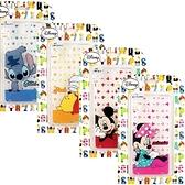 【Disney】Sony Xperia C5 Ultra 地板動作系列 彩繪透明保護軟套