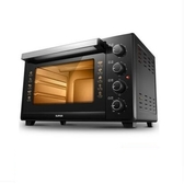 電烤箱烤家用烘焙迷你小型多功能烤箱商用全自動35LX春季新品