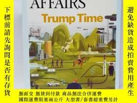 二手書博民逛書店英文原版書罕見Foreign Affairs Magazine (March April, 2017)Y225