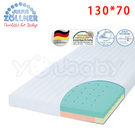 德國 Julius Zoellner 3 Air 嬰兒床墊130x70cm -送 澳洲NVEY嬰兒沐浴乳250ml+天絲床包x1