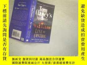 二手書博民逛書店TOM罕見CLANCY S OP-CENTER 01Y20300