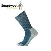 【美國 SmartWool 女健行輕量避震中長襪 《尼湖綠》】SW0SW293/保暖/戶外/運動襪