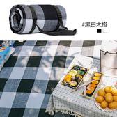 [輸入yahoo5再折!]經典格紋野餐墊 露營防潮墊 (200x200cm) A1868