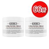 [周年慶特惠] Kiehl's契爾氏 冰河醣蛋白保濕霜 50ml 二入組