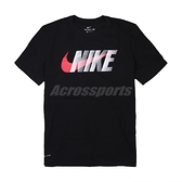 Nike 短袖T恤 Dri-FIT Training T-Shirt 黑 白 紅 男款 短T 大Logo 運動休閒 【ACS】 CZ9727-010