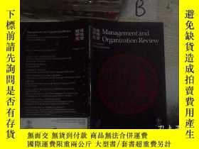 二手書博民逛書店MANAGEMENT罕見AND ORGANIZATION REVIEW MARCH2011 VOLUME 7 管理