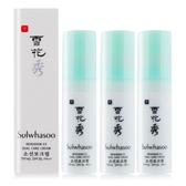Sulwhasoo 雪花秀 素扇凝顏雙效防護日霜SPF30/PA++(5ml)X3