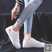 小白鞋網紅小白鞋女鞋秋冬季新款百搭韓版學生棉鞋板鞋平底加絨白鞋 雙12購物節