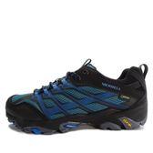Merrell Moab FST GTX ML37599 男鞋 運動 戶外 休閒 登山 越野 防水 透氣 乾爽 黑藍