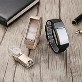智慧手環藍芽耳機通話開車接打電話遠程拍照腕帶耳塞式手錶防水-享家