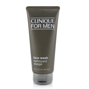 SW Clinique倩碧-217 男仕洗面膠 Men Face Wash (For Normal to Dry Skin) 200ml