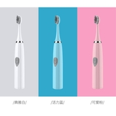 電動牙刷成人家用超級細毛非充電式超聲波防水自動情侶牙刷交換禮物