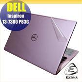 【Ezstick】DELL Inspiron 13 7380 P83G 二代透氣機身保護貼 DIY 包膜