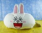 【震撼精品百貨】LINE FRIENDS_絨毛面紙套-兔兔