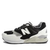 New Balance ML878NPA D [ML878NPA] 男鞋 休閒 經典 運動 白 黑 總統