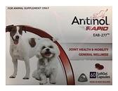 【寵愛家】-免運-Antinol安適得酷版犬貓適用60顆/盒