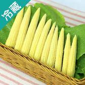 【泰國】鮮嫩玉米筍(100±5%/盒)【愛買冷藏】