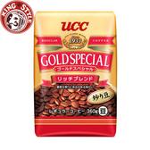 金時代書香咖啡 UCC 金質香醇咖啡豆(360g)