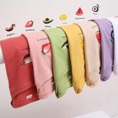 網紅牛油果綠短袖T恤女夏新款純棉學生寬鬆韓版百搭水果體恤 亞斯藍生活館