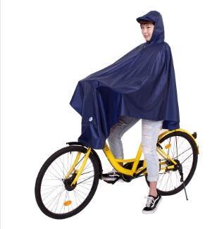 電動自行山地車單人成人男女學生騎行防水雨衣雨披HOT938【歐爸生活館】