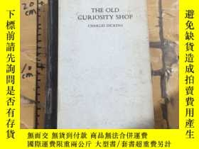 二手書博民逛書店THE罕見OLD CURIOSITY SHOPY252403 CHARLES DICKENS PENGUIN