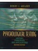 二手書博民逛書店《Psychological testing : history, principles, and applications》 R2Y ISBN:0205158161