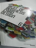 【書寶二手書T8/設計_QJB】The Best of Business Card Design 6_Blackcoff