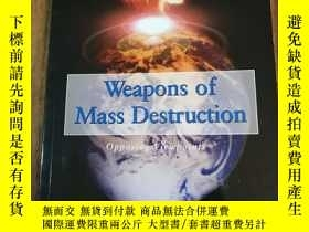 二手書博民逛書店Weapons罕見of Mass Destruction (Op
