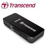 TRANSCEND創見 F5 記憶卡讀卡機 黑
