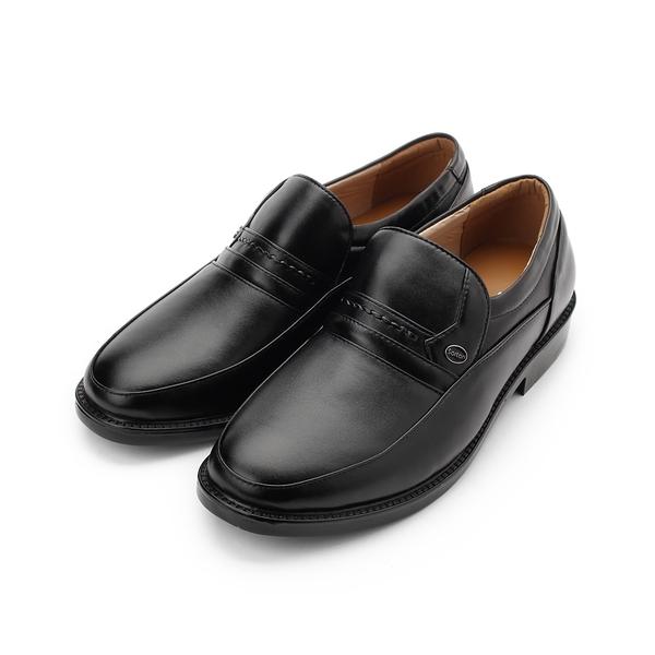 SARTORI 傳統休閒紳士鞋 黑 男鞋 鞋全家福