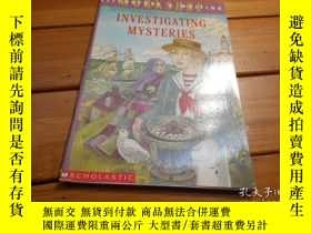 二手書博民逛書店INVESTIGATING罕見MYSTERIESY20470 L