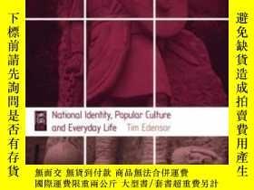 二手書博民逛書店National罕見Identity, Popular Culture And Everyday LifeY3