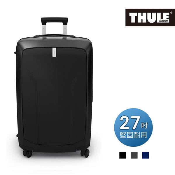 THULE-Revolve 27吋75L行李箱TRMS-127-黑