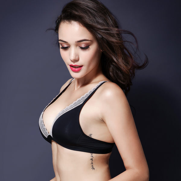 性感蕾丝全罩杯 内衣胸罩-1236002