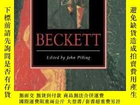 二手書博民逛書店The罕見Cambridge Companion To BeckettY256260 John Pilling